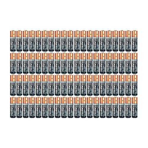 Duracell Coppertop 80 Aa Batteries Mn1500 Alkaline
