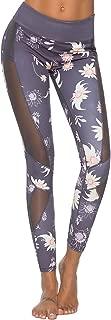 Mint Lilac Women's High Waist Workout Yoga Leggings Athletic Tummy Control Casual Pants