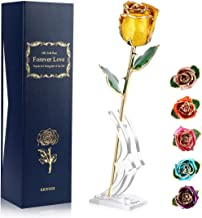 Best 24k forever gold rose Reviews