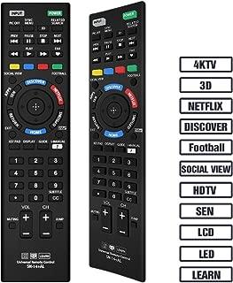 Gvirtue Universal Remote Control GSN-14+AL for Almost All Sony RM-YD005 RM-YD014 RM-YD018 RM-YD021 RM-YD024 RM-YD025 YD026 YD027 RM-YD028 RM-YD040 RM-YD063 RM-YD065 RM-YD092 RM-YD102 RM-YD103 RM-Y156