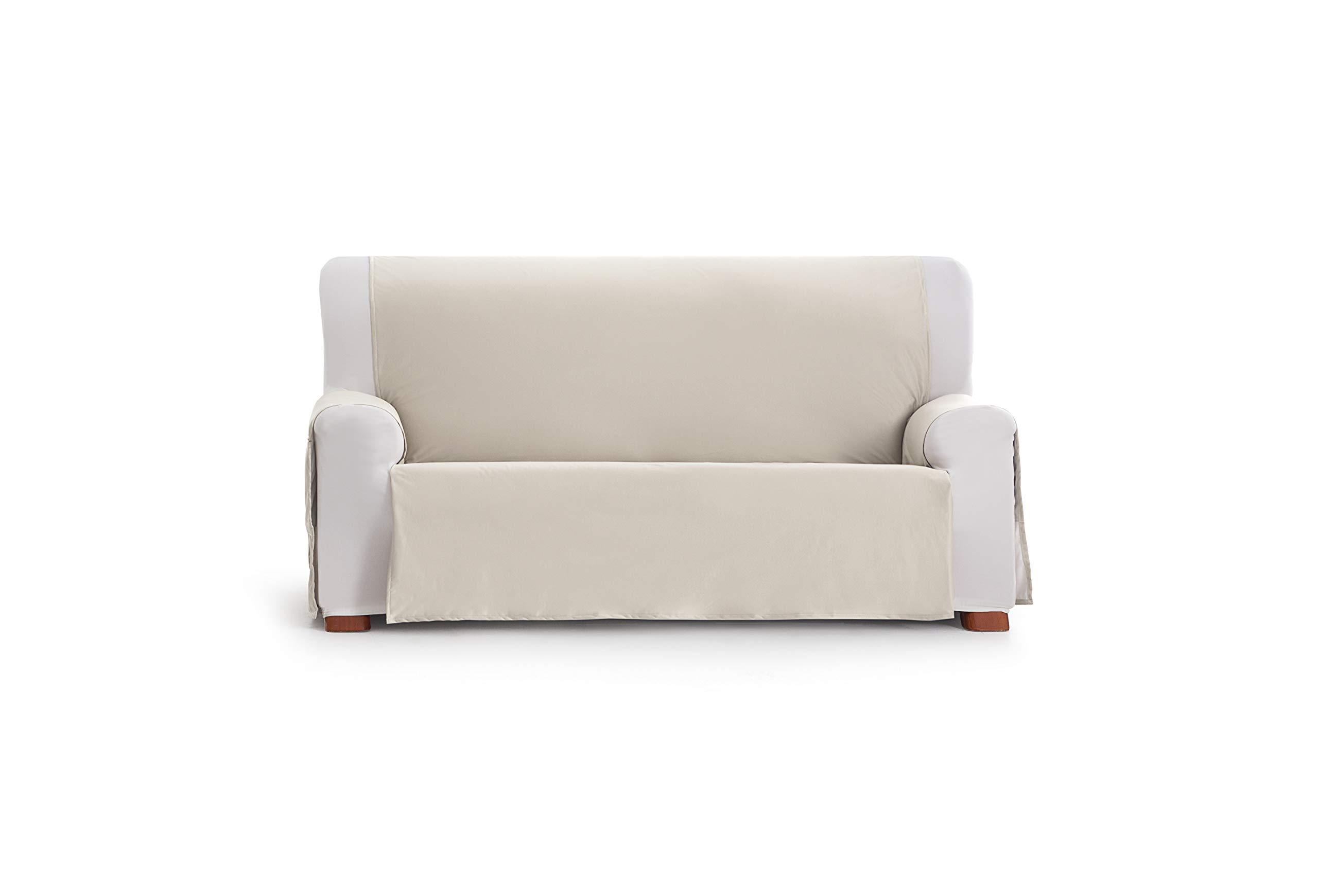 Eysa Somme Protect Funda de sofá, 100% Poliester, 11/Beige, 2 plazas: Amazon.es: Hogar