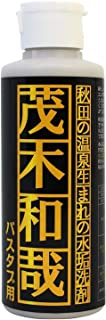 茂木和哉 バスタブ用 水アカ洗剤 150ml 秋田の温泉生まれの水垢落しクレンザー