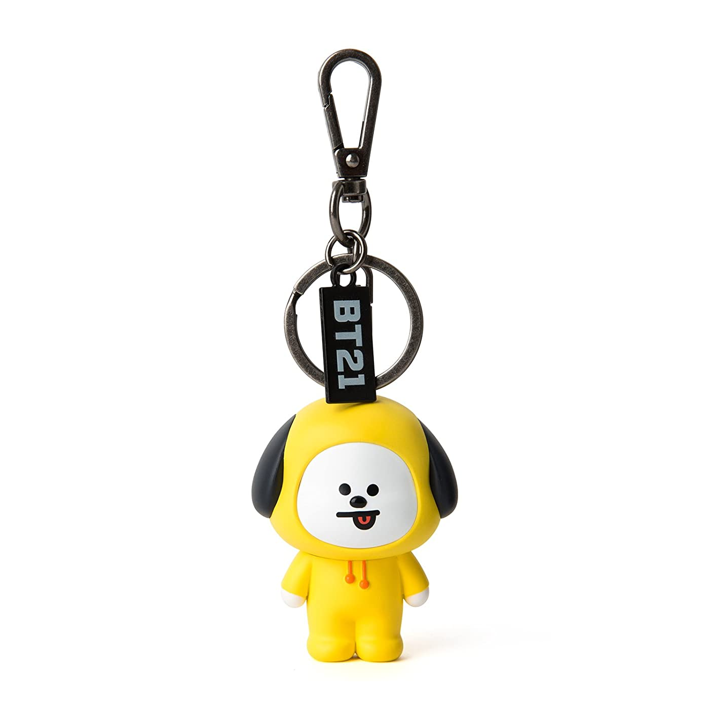 BT21 Official Merchandise by Line Friends - CHIMMY Keychain Ring xnhajpxjfny804
