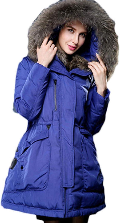 CHANGYUGE Women Winter Down Coats Warm Overcoats