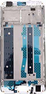 ZHANGTAI Sparts Parts Oppo A59 / F1s Front Housing LCD Frame Bezel Plate(White) Repair Flex Cable (Color : White)