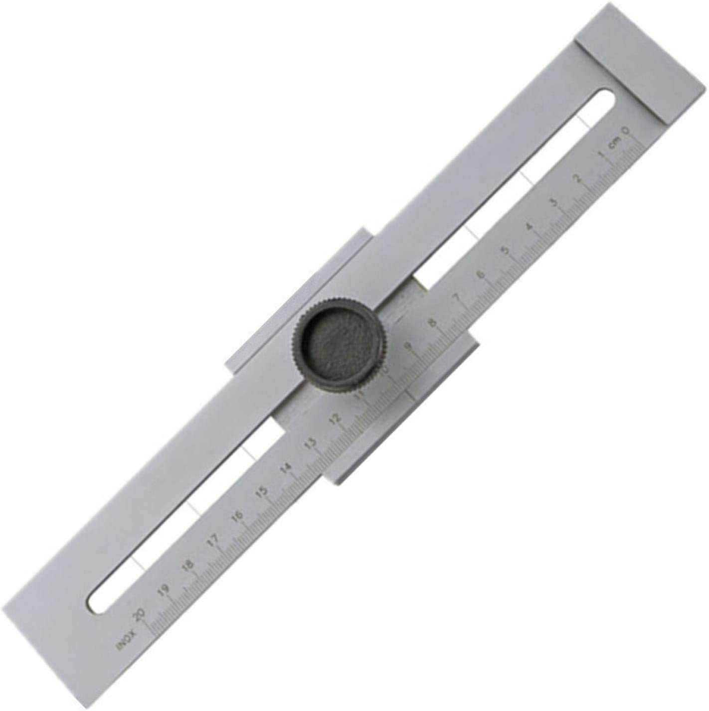 0-200 mm Stainless Steel Industry No. 1 Marking Accuracy Rul Gauge Max 77% OFF High Marker