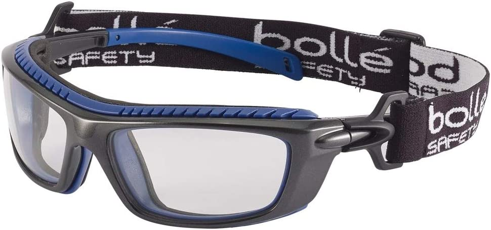 Bolle BAXTER Safety Goggles Clear Polycarbonate Max 48% OFF Super special price ASAF Pla Lens