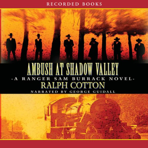Ambush at Shadow Valley audiobook cover art