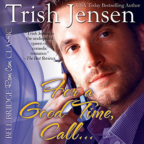 For a Good Time Call audiobook cover art
