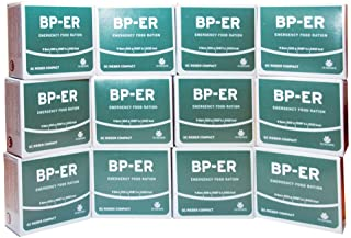 Lebenskraft BP ER Elite Emergency Food 12 x 500 gramos, del