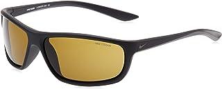 نظارة شمسية للرجال من نايك لون بني 64 ملم رابيد اي CW4679