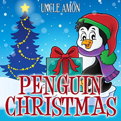 Penguin Christmas cover art