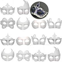 Masquerade mask Face Mask Halloween mask Mardi Gras Mask Scary mask Paper mache mask Mouse maskAnimal Mask Rat Mask Theatre Mask