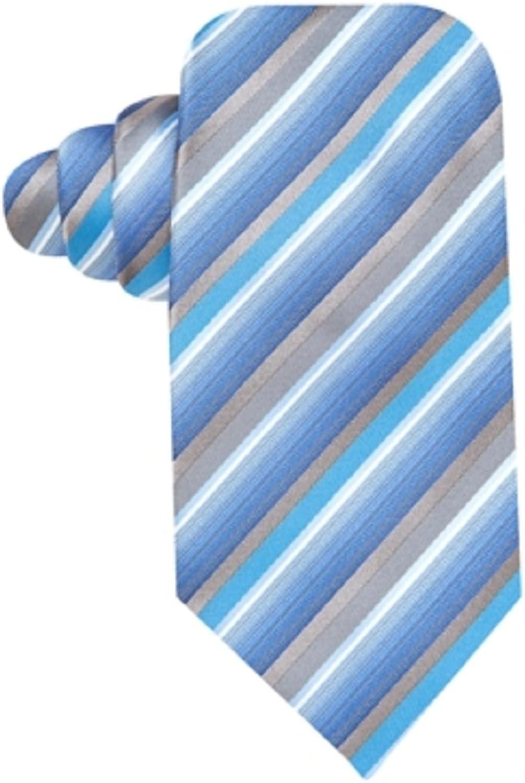 John Ashford Dove Stripe Tie