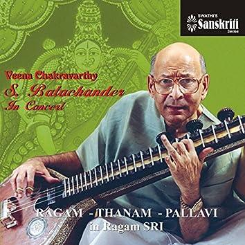 Veena Chakravarthy S. Balachander: In Concert (Live)
