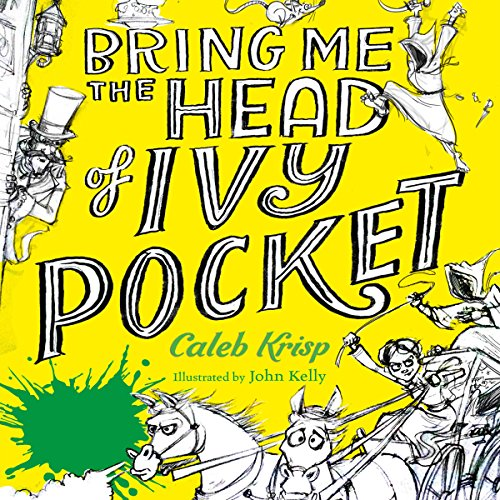 Bring Me the Head of Ivy Pocket audiobook cover art