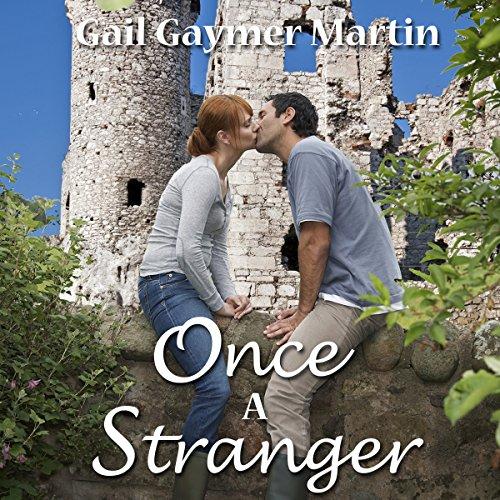 Once a Stranger audiobook cover art
