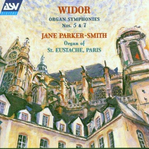 Organ Symphony No. 5 in F Minor & Symphony No. 7 in A Minor