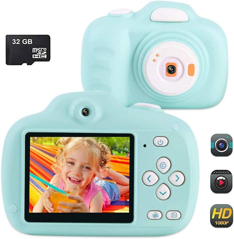 NILINLEI Max 55% OFF Digital Camera for Now free shipping Kids C 1080P Video FHD