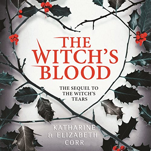 The Witch's Blood audiobook cover art