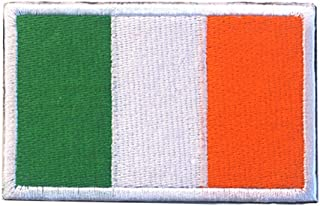 Best irish flag patch velcro Reviews