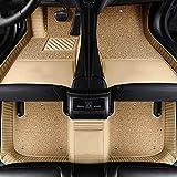LUVCARPB Alfombrillas para el Interior del Coche, aptas para Lexus ES IS-C IS LS RX NX GS CT GX LX570 RX350 LX RC RX300 LX470, Accesorios Impermeables para alfombras de Coche