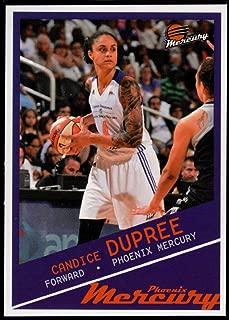 Basketball NBA 2015-16 Rittenhouse WNBA #61 Candice Dupree