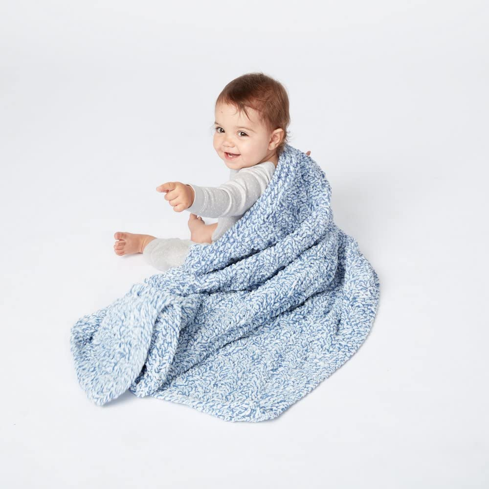 Bernat Baby Blanket 300g Baby Dinosaur