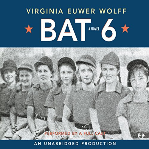 Bat 6 audiobook cover art