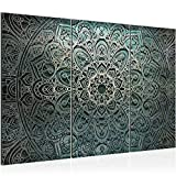 Runa Art Mandala Abstrakt Bild Wandbilder Wohnzimmer XXL