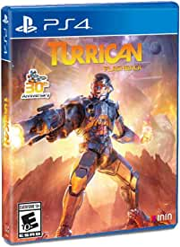 Legendary game collection Turrican Flashback now available from ININ Games