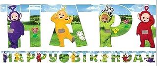 Amscan International 9901446 Cbeebies Teletubbies