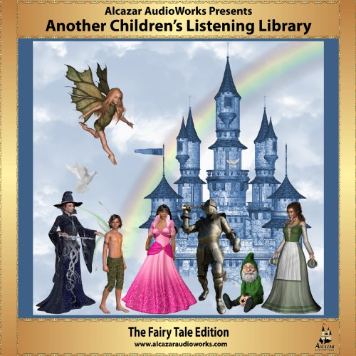 Another Children's Listening Library audiobook cover art