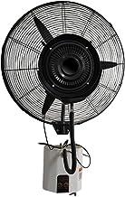 Fans Heavy-duty Fan Krachtig Wandventilator, beslagen ruiten Cooling Fan Oscillerende Rustig Timing/Industrial Plus Water ...
