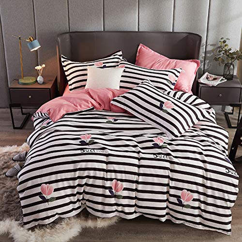 GYZBY Four-Piece Cotton Bedding Sets Of Cotton Bedding Three-Piece Quilt Cover