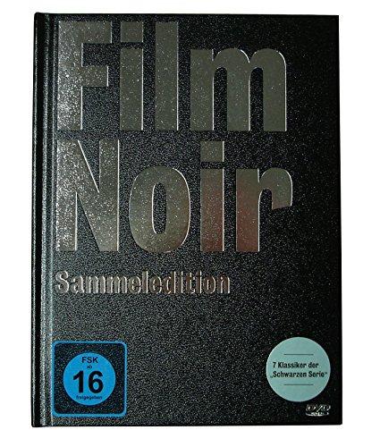 Film Noir Schwarze Serie Sammeledition: Blaue Dahlie, Du und ich, Der General, Chicago Joe, Mann mit der Narbe, Briefe, Ausgestoßen