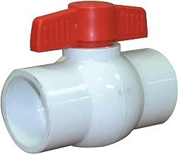 Best 1.5 pvc ball valve Reviews