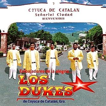 Cumbias y Rancheras (Coyuca de Catalán, Señorial Ciudad, Bienvenidos, Embajadores de la Alegria)