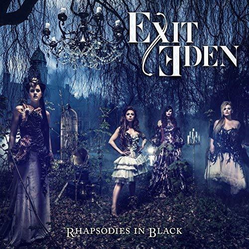 Exit Eden: Rhapsodies in Black (Audio CD (Standard Version))