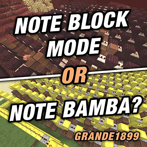 Note Block Mode Or Note Bamba?