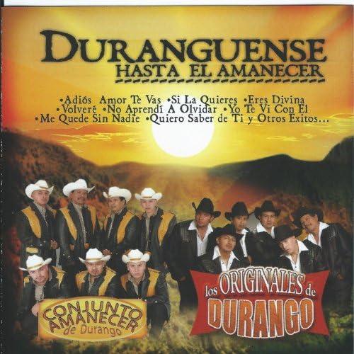 Conjunto Amanecer De Durango & Los Originales De Durango