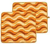 Campanelli's Dish Drying Mats w/Hanging Loop - 2-Piece...