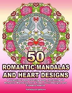 Best simple heart mandala Reviews