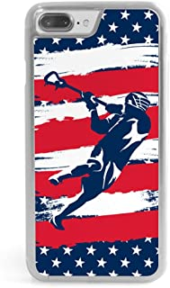 Guys Lacrosse iPhone 7/8 Case | USA Laxer