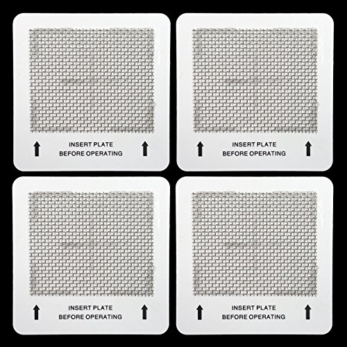 Ozone Plates 4 Echo Ecoquest Living Air Alpine XL 15