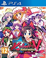 Touhou Kobuto V: Burst Battle (PS4) (輸入版)