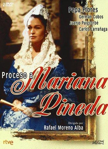 Proceso a Mariana Pineda [DVD]