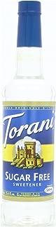 Torani Sugarfree Sweetener, 25.4-Ounce (Pack of 3)