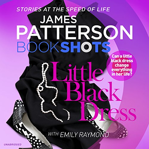 Little Black Dress audiobook cover art