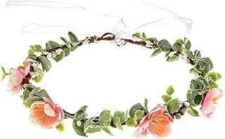 Love Sweety Succulent Flower Crown Eucalyptus Halo Wedding Floral Headband Photo Prop